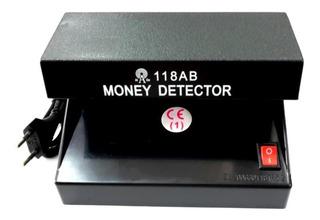 Maquina Detector De Billetes Falsos De Mesa Dolares Y Pesos