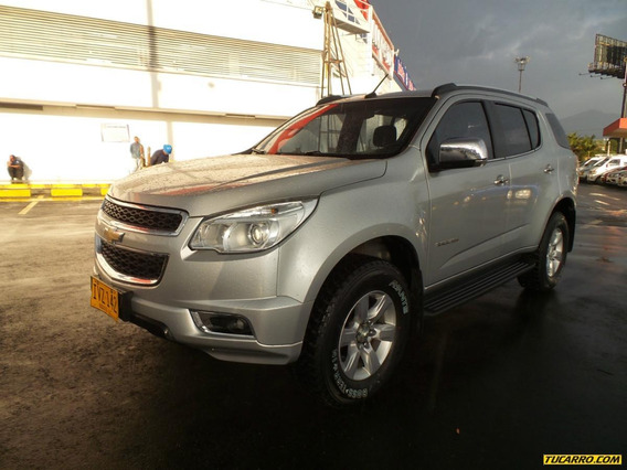 Chevrolet Trailblazer Ltz At 2800cc 4x4