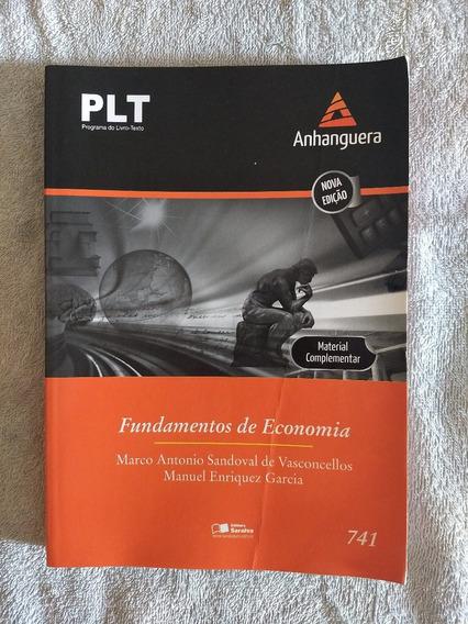 Plt 741 - Fundamentos De Economia - Adm - Contabilidade
