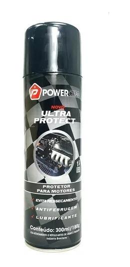 Power Clean Ultra Protect - Verniz De Motor Spray 300ml