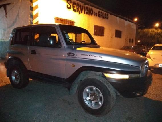 Daewoo Korando 2.9 2300 Dohc Gris 1998