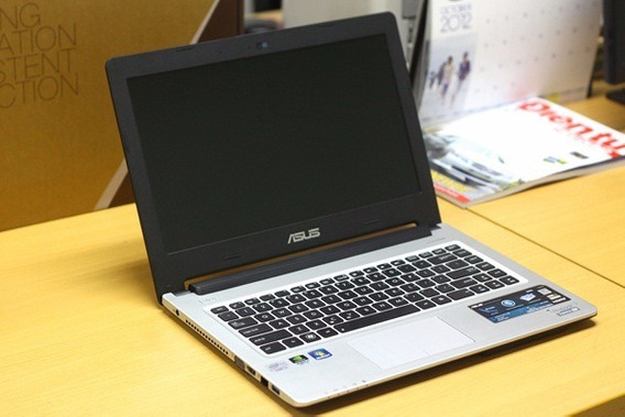 Ultrabook Asus S46ca Intel Core I7