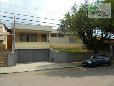 Casa Com 3 Dormitórios À Venda, 237 M² Por R$ 590.000 - Jardim Pacaembu - Jundiaí/sp - Ca1909