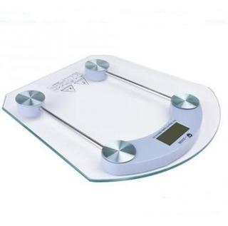 Balança Digital Vidro Temperado 180kg Ideal P/ Salão Beleza