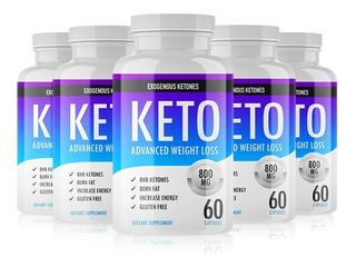 Keto Advanced Weight Loss 5 Frascos Envío Gratis