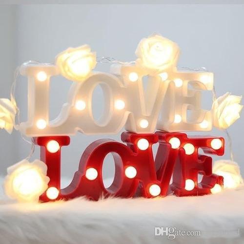 Lamparas Led En Forma De Love