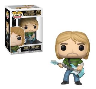Figura Funko Pop - Kurt Cobain 65