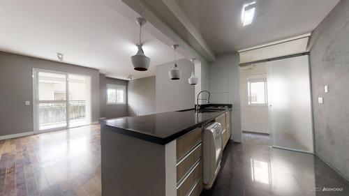 Apartamento À Venda, 2 Quartos, 2 Suítes, 2 Vagas, Jaguaré - São Paulo/sp - 1683