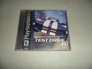 Test Drive 6 En Buen Estado Ps1