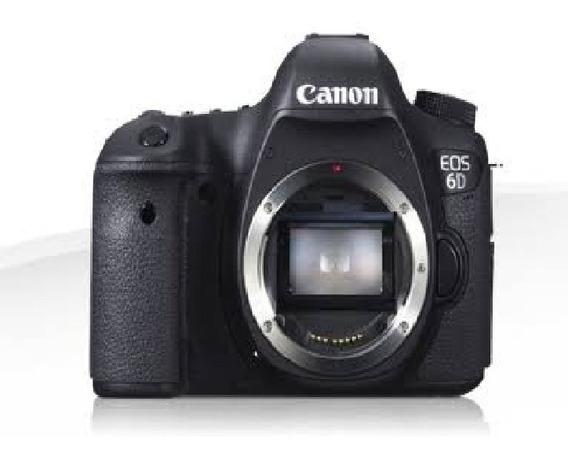 Vendo Câmera Canon Eos 6d -usada Em Perfeito Estado