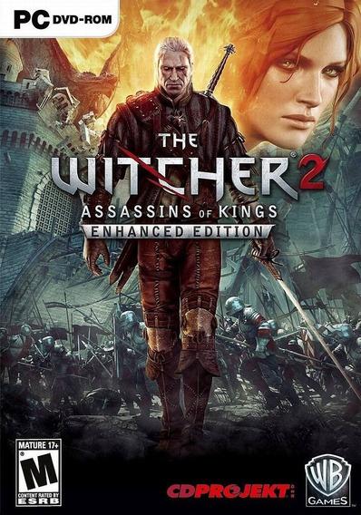The Witcher 2 Pc Frete Gratis Envio No Mesmo Dia!