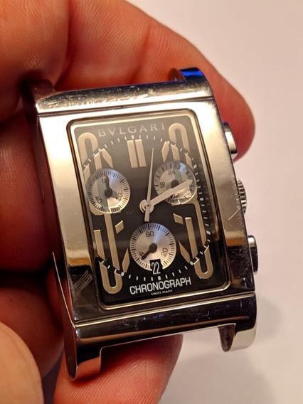 Relógio Bvlgari Bulgari Rettangolo Chronograph Unisex Rtc49s