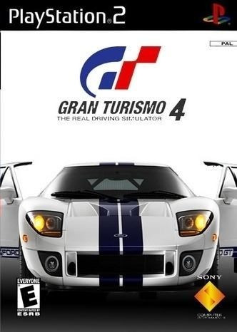 Gran Turismo 4 - Ps2 Patch Fte Unic