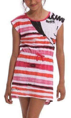 Vestidos Niña Desigual Originales - Talles 4 A 14. Muy Chic!