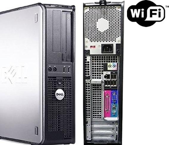 Cpu Dell Optiplex 780 2gb Ddr3 Core2duo 2.93ghz 160gb + Wifi