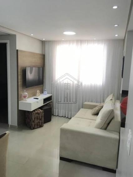 Apartamento Em Condomínio Padrão Para Venda No Bairro Vila Homero Thon - 1228719