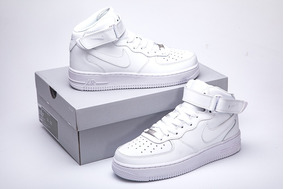 Zapatos Nike Force One Blanco Botin