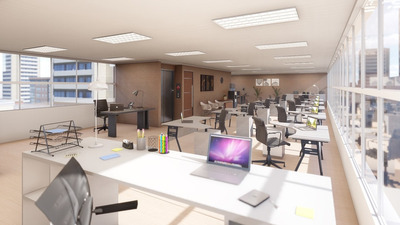 Oficina De Pozo Moreno Norte Centro, Financia En Cuotas