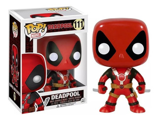 Funko Pop! Deadpool 111 Original En Caja Worldgame