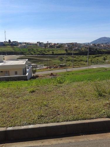 Imagem 1 de 1 de Terreno Residencial À Venda, Condomínio Villa Real De Bragança, Bragança Paulista. - Te0510