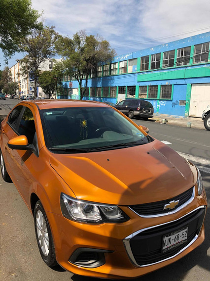 Chevrolet Sonic 1.6 Ls Mt 2017