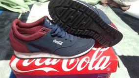 Tenis Casual Coca Cola