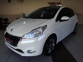 Peugeot 208 1.6 16v Griffe Flex 5p 2014/2014 Branco Perola