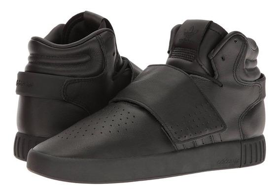 Tenis adidas Tubular Invader Strap Urban Shoes 100% Original