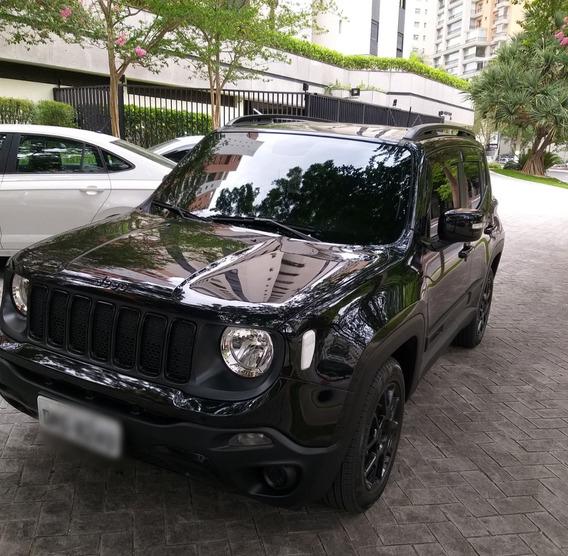 Jeep Renegade 1.8 Night Eagle Flex Aut. 5p 2020
