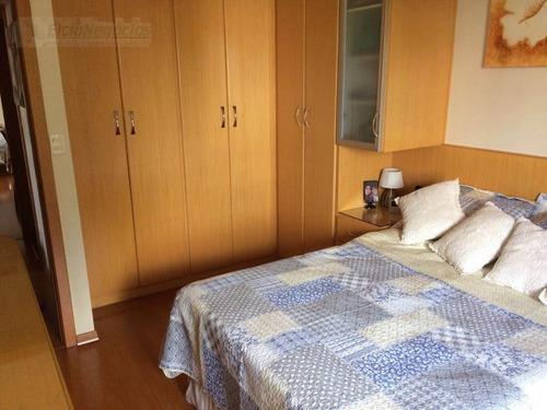 Imagem 1 de 28 de Apartamento Para Venda, 3 Dormitórios, Vila Pereira Barreto - São Paulo - 1970
