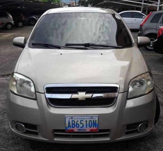 Chevrolet Aveo 2012, Aut, Al Dia