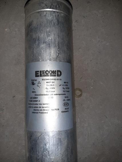 Capacitor Elecond Trifasico