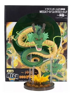 Figura Dragon Ball Z Shenlong Wcf Son Goku