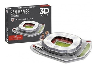 3d Puzzle- Estadio San Mamés- Athletic Club