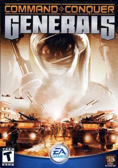 Command & Conquer Generals Pc Digital(leia Descrição)