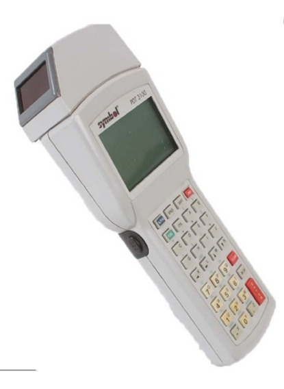 Coletor De Dados Laser Symbol Pdt3100 Completo Com Garantia