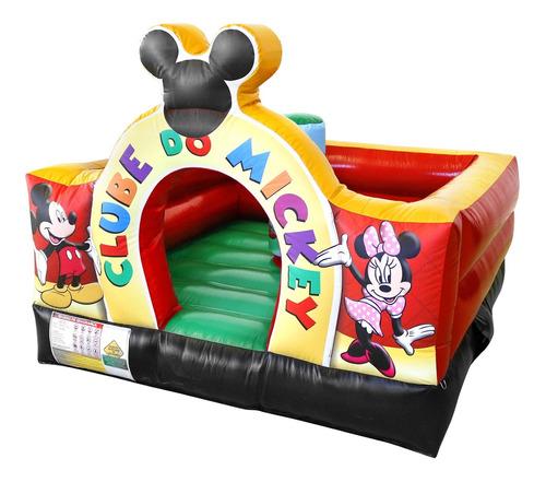 Pula Pula Clube Do Mickey