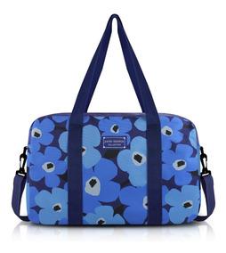 Bolsa Mala De Mão De Viagem Feminina - Jacki Design Abc17351