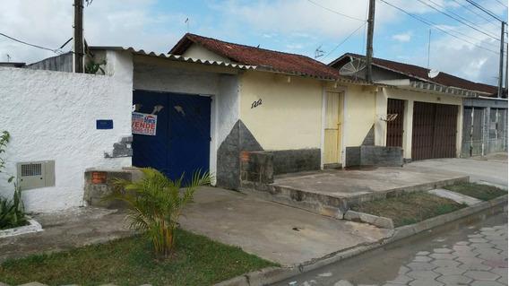 Casa Escriturada Em Agenor De Campos/mongaguá/sp
