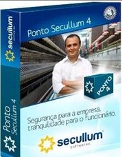 Ponto Secullum 4 Software / Controle Mensal / 2 Cnpj
