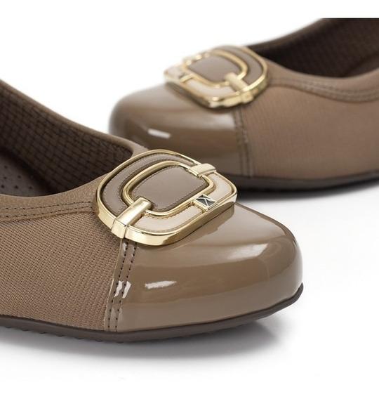 Sapato Salto Piccadilly Marrom Calçado Lançamento Promoção