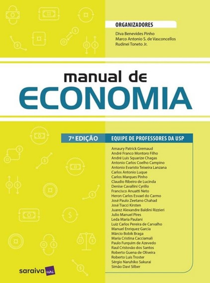 Manual De Economia - 7ª Ed
