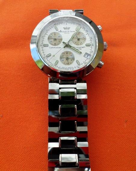 Reloj Marquez De Genin (suizo) Hombre. Usado.