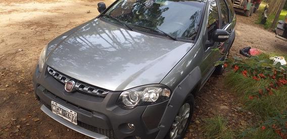 Fiat Palio 1.6 Adventure 115cv Alarma 2013