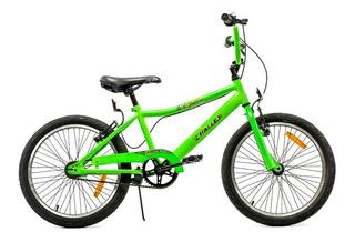 Bicicleta Cross Halley Rodado 20