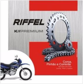 Kit Relação Bros 150 Esd Kit Transmissão Riffel 03-05 70760