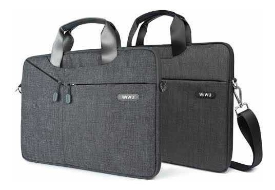 Case Mala Para Macbook E Notebook Wiwu