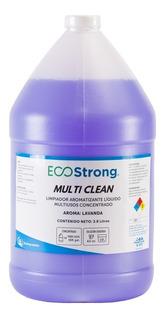 Limpiador Aromatizante Biodegradable Concentrado De Lavanda