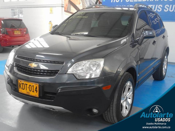 Chevrolet Captiva Semfull 2.400