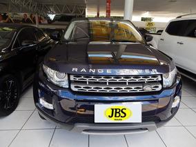 Range Rover Evoque 2.0 Pure Tech 4wd 16v Gasolina 4p